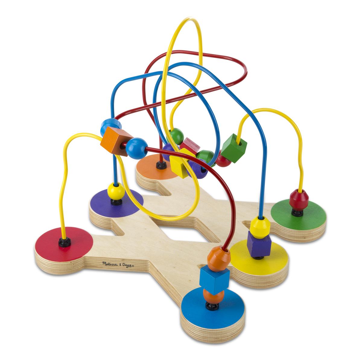 Купить Лабиринт с бусинами из серии Классические игрушки , Melissa&Doug
