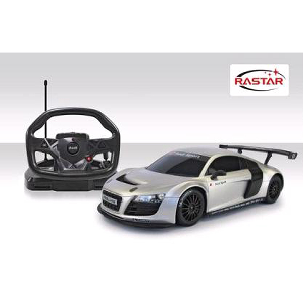Купить Радиоуправляемая машина - Audi R8 LMS, масштаб 1:18, Rastar