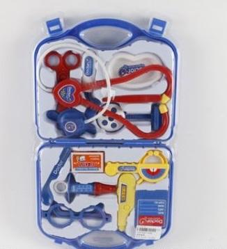 Игровой набор в чемоданчике - ДокторНаборы доктора детские<br>Игровой набор в чемоданчике - Доктор<br>
