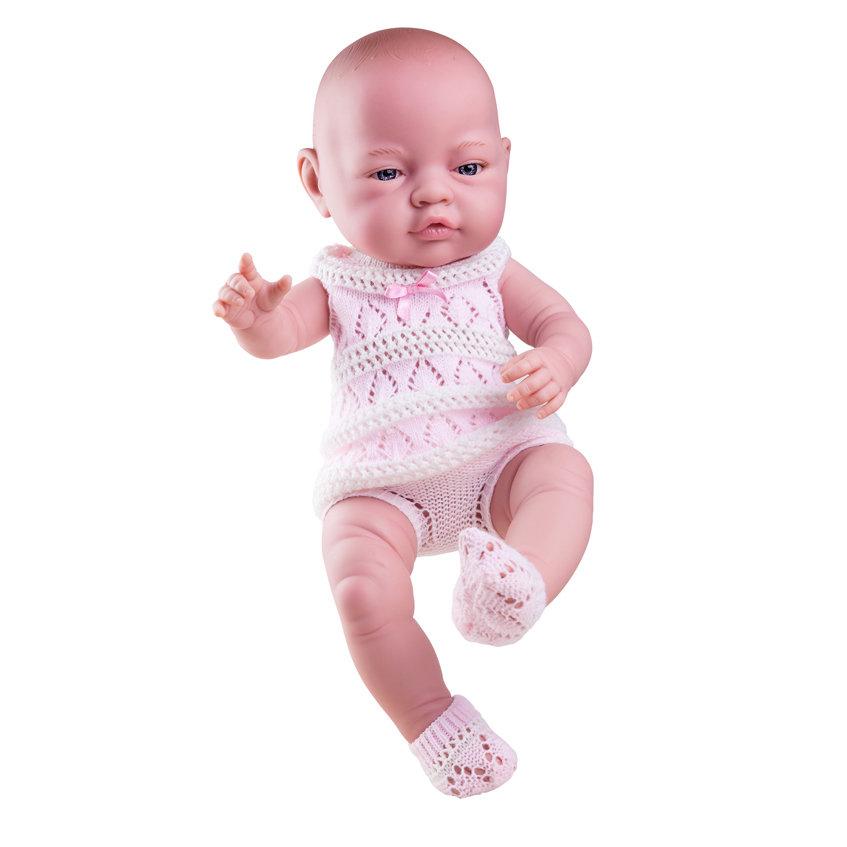 Купить Кукла Бэби в розовом, 45 см, Paola Reina