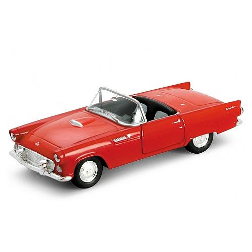 Винтажная машинка Ford Thunderbird 1955, масштаб 1:34-39Ford<br>Винтажная машинка Ford Thunderbird 1955, масштаб 1:34-39<br>