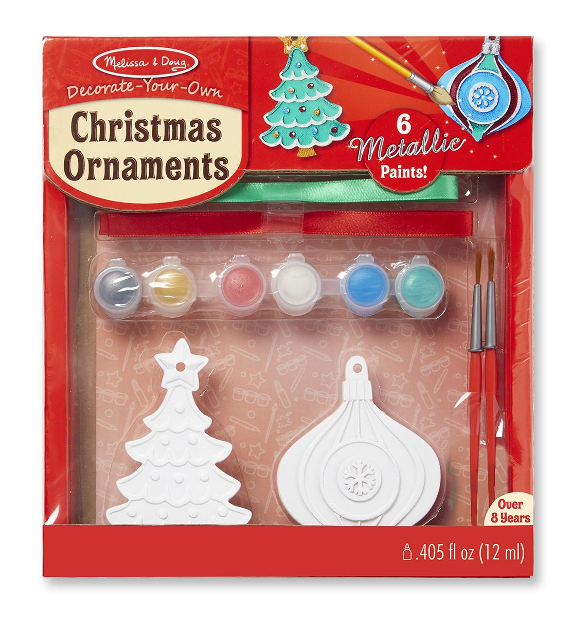 Купить Набор для творчества «Создай елочные игрушки», Melissa&Doug