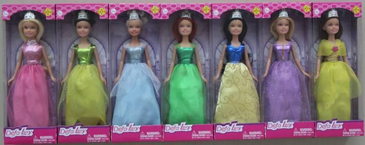 Кукла - ПринцессаКуклы Defa Lucy<br>Кукла - Принцесса<br>