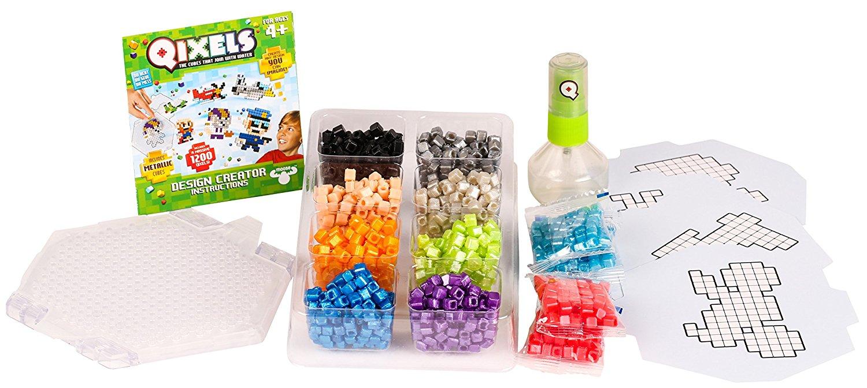 Набор для творчества Qixels  Дизайнер - Детский 3D принтер QIXELS, артикул: 163290