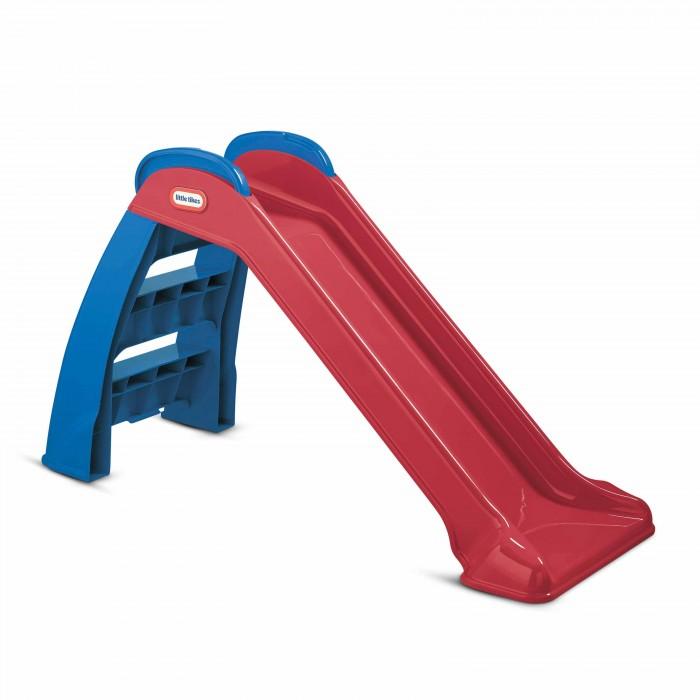 Красно-синяя складная горка - Детские игровые горки, артикул: 97317