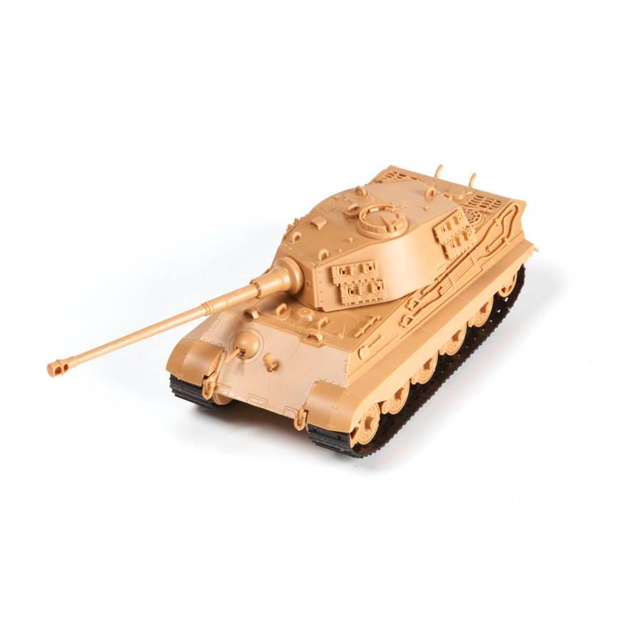 Модель сборная Немецкий танк - Королевский тигрПазлы объёмные 3D<br>Модель сборная Немецкий танк - Королевский тигр<br>