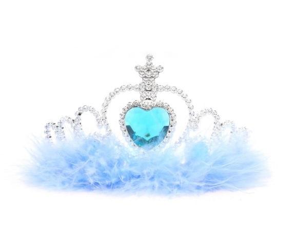 Купить Корона Снежной принцессы, голубая, Новогодняя сказка
