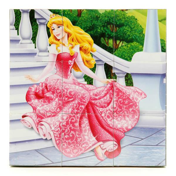 Кубики Принцессы ДиснейКубики<br>Кубики Принцессы Дисней<br>