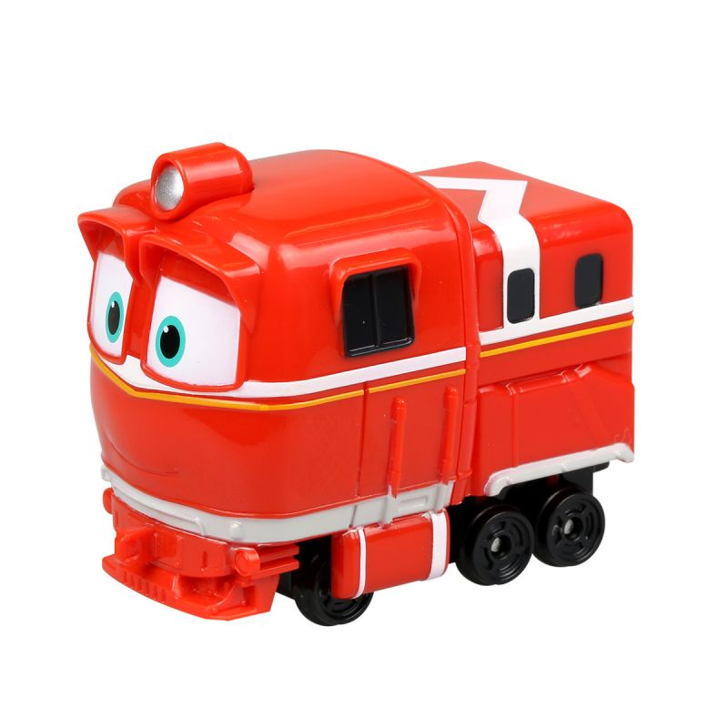 Robot Trains. Паровозик АльфЖелезная дорога для малышей<br>Robot Trains. Паровозик Альф<br>