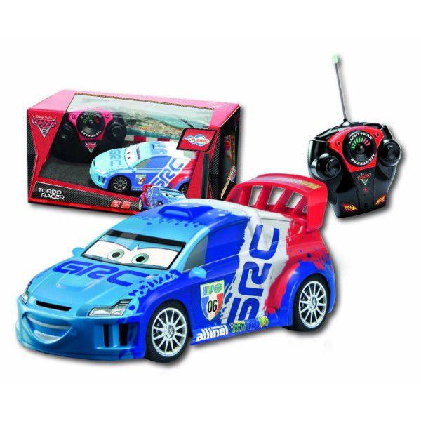 Cars-2 Рауль на радиоуправлении, 17см.CARS 2 (Игрушки Тачки 2)<br><br>