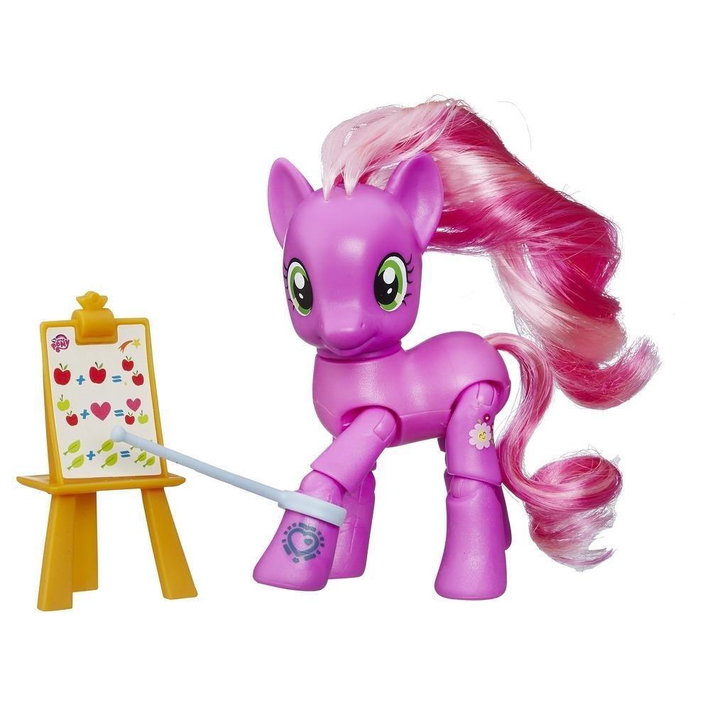 Фигурка с артикуляцией из серии My Little Pony - Черили, 7.5 см.Моя маленькая пони (My Little Pony)<br>Фигурка с артикуляцией из серии My Little Pony - Черили, 7.5 см.<br>