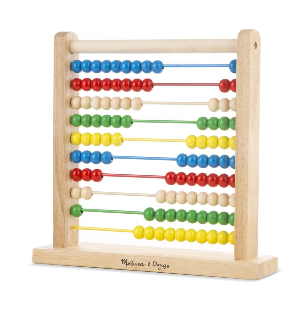 Детские счеты из серии Классические игрушкиРазвивающие центры<br>Детские счеты из серии Классические игрушки<br>