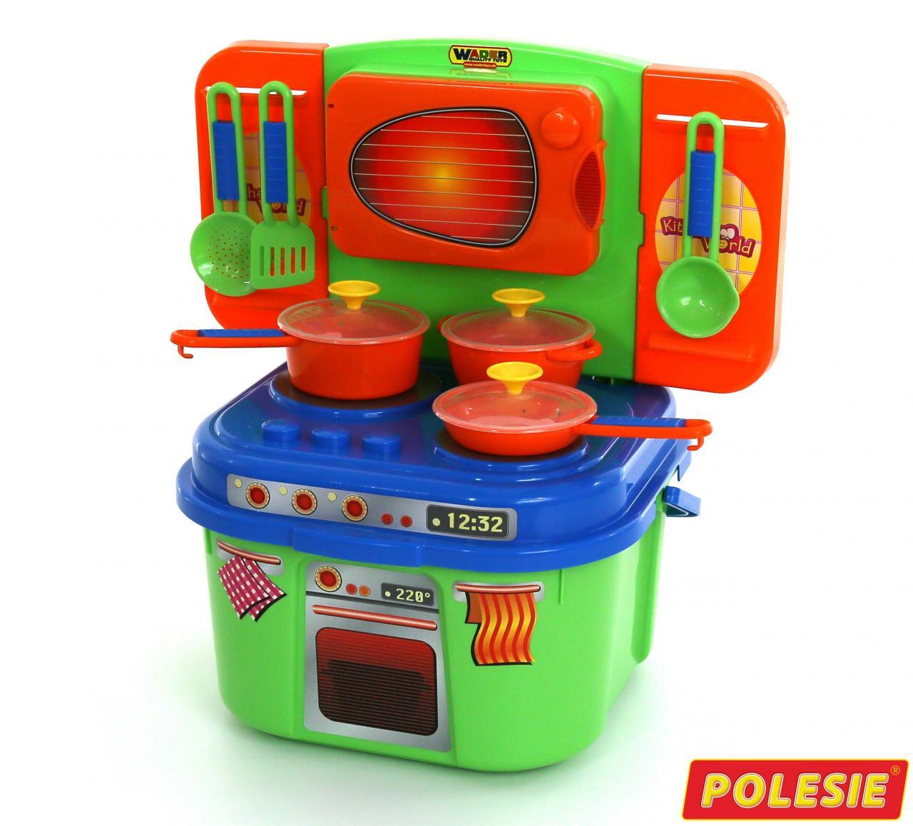 Купить Игровой набор Мини-кухня, в коробке, Полесье