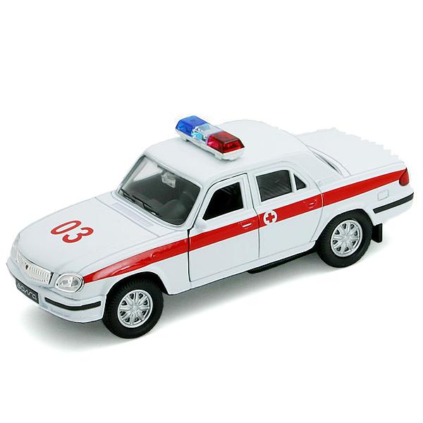 Модель машины Волга Скорая ПомощьВолга<br>Модель машины Волга Скорая Помощь<br>
