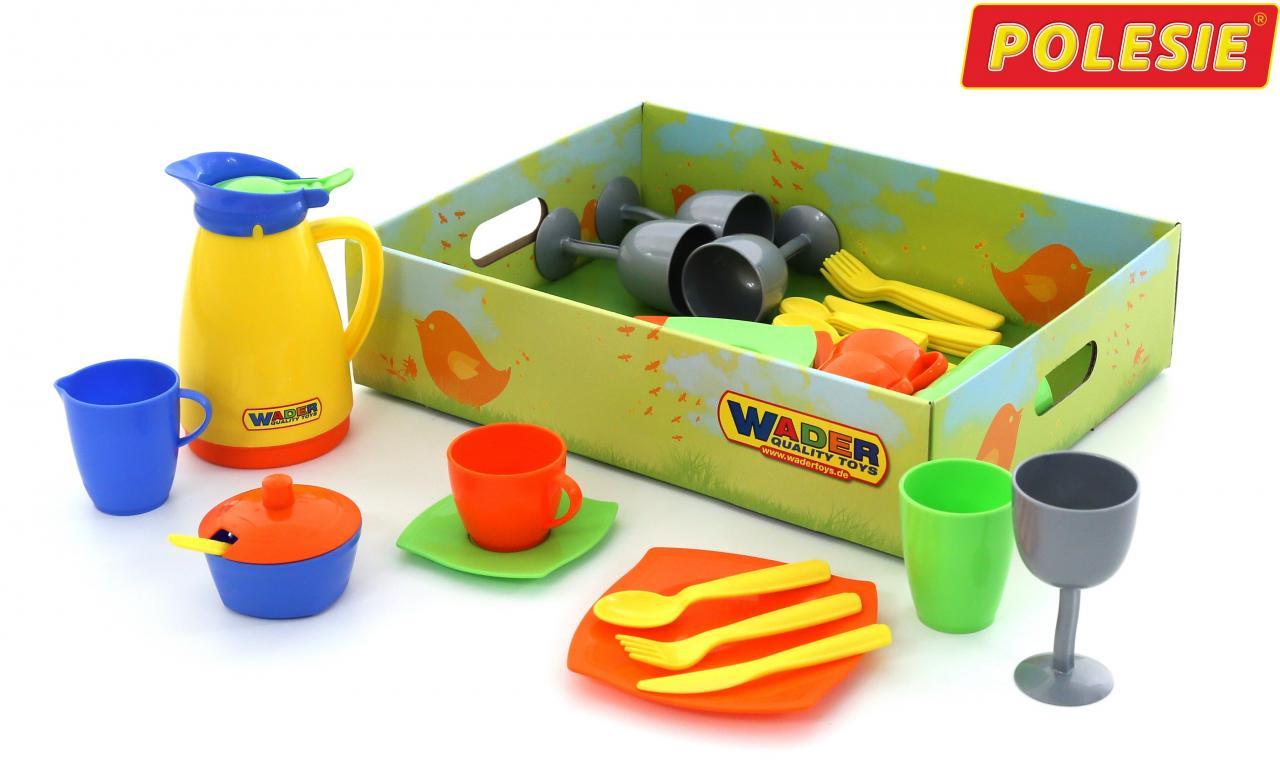 Набор детской посуды - Праздничный