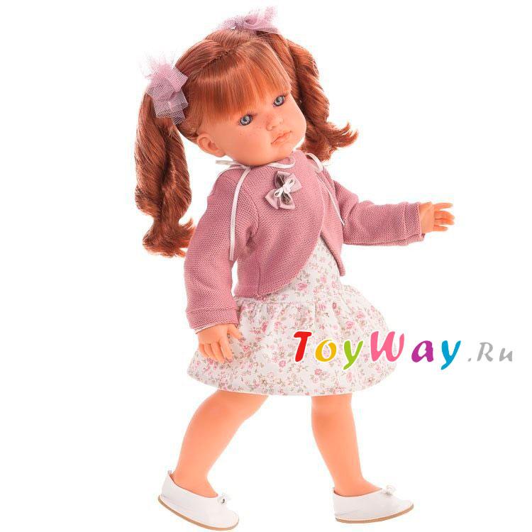 Кукла - Римма с кудряшками, 45 см