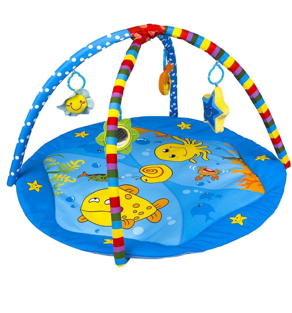 Коврик детский развивающий Maman Balio PВ-05 - Детские развивающие коврики для новорожденных, артикул: 164668