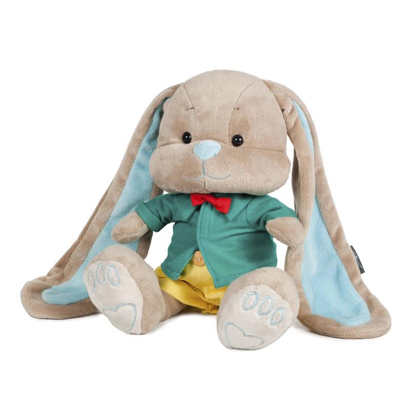 Купить Мягкая игрушка - Зайчик Жак Мята и Лимон, 25 см., MaxiToys