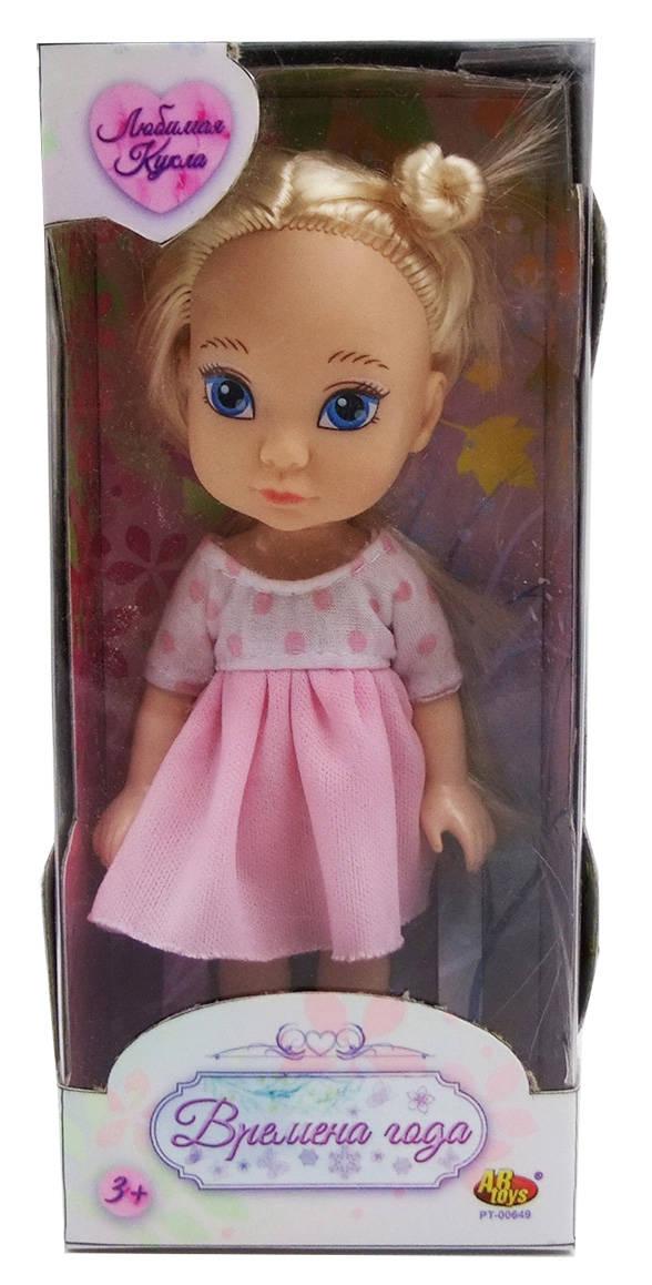 Кукла - Времена года, 15 смПупсы<br>Кукла - Времена года, 15 см<br>