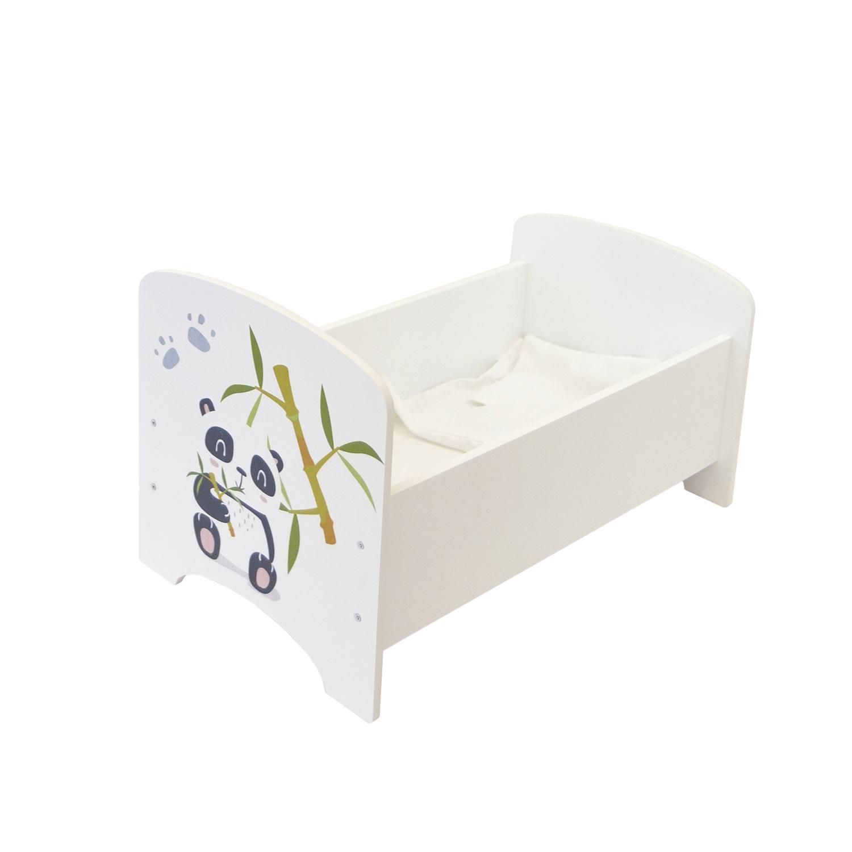 Купить Кровать серии Мимими - Крошка По, Paremo