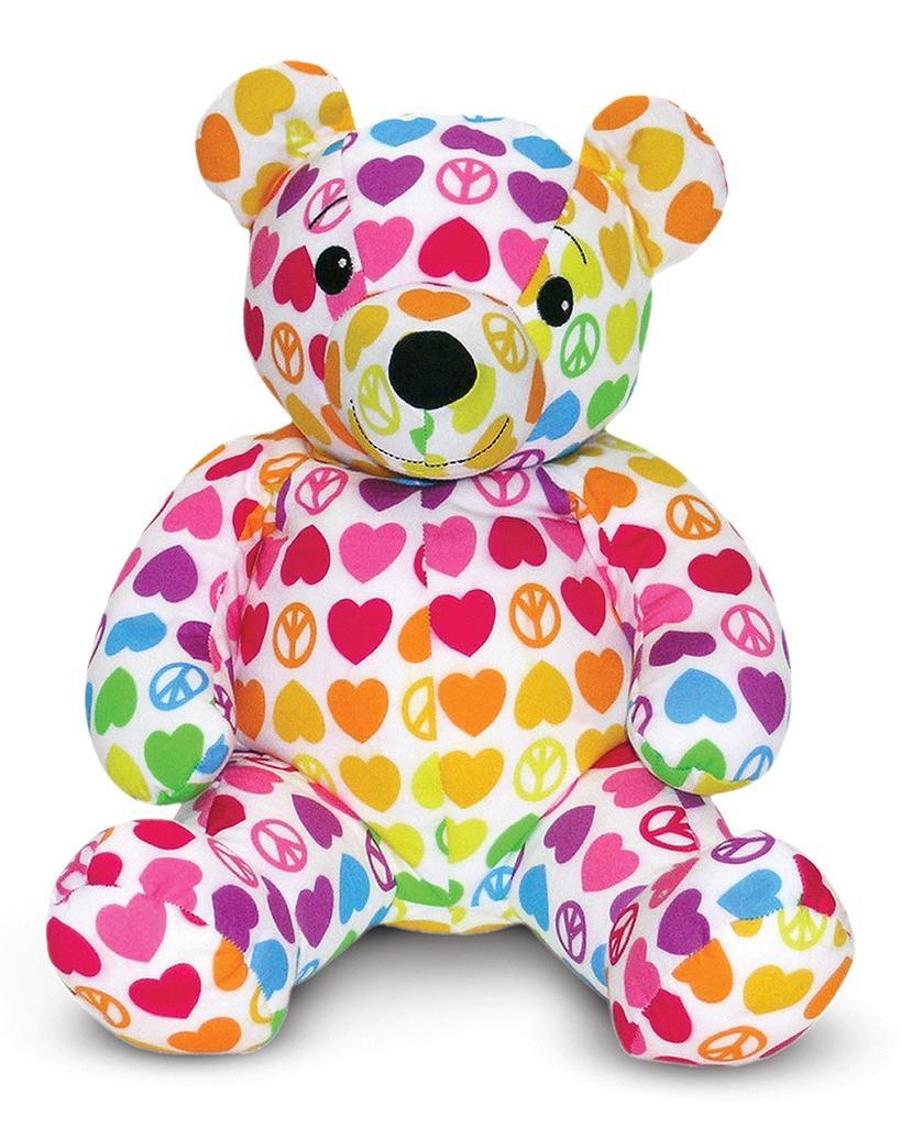 Мягкая игрушка «Мишка Хоуп» - Медведи, артикул: 138710