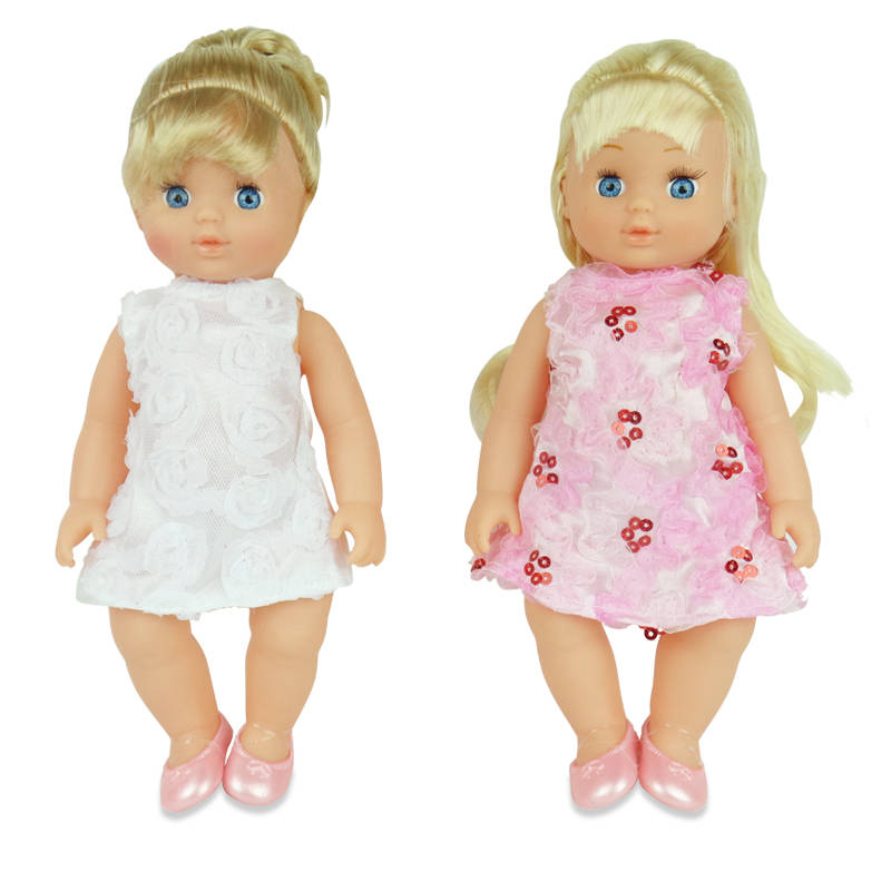 Кукла из серии Времена года, 25 см., 2 вида )Пупсы<br>Кукла из серии Времена года, 25 см., 2 вида )<br>