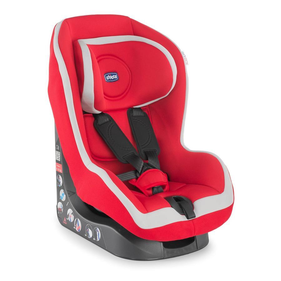 Купить Детское автокресло – Gо-One. Красное, 9-18 кг. 12 мес.+, Chicco