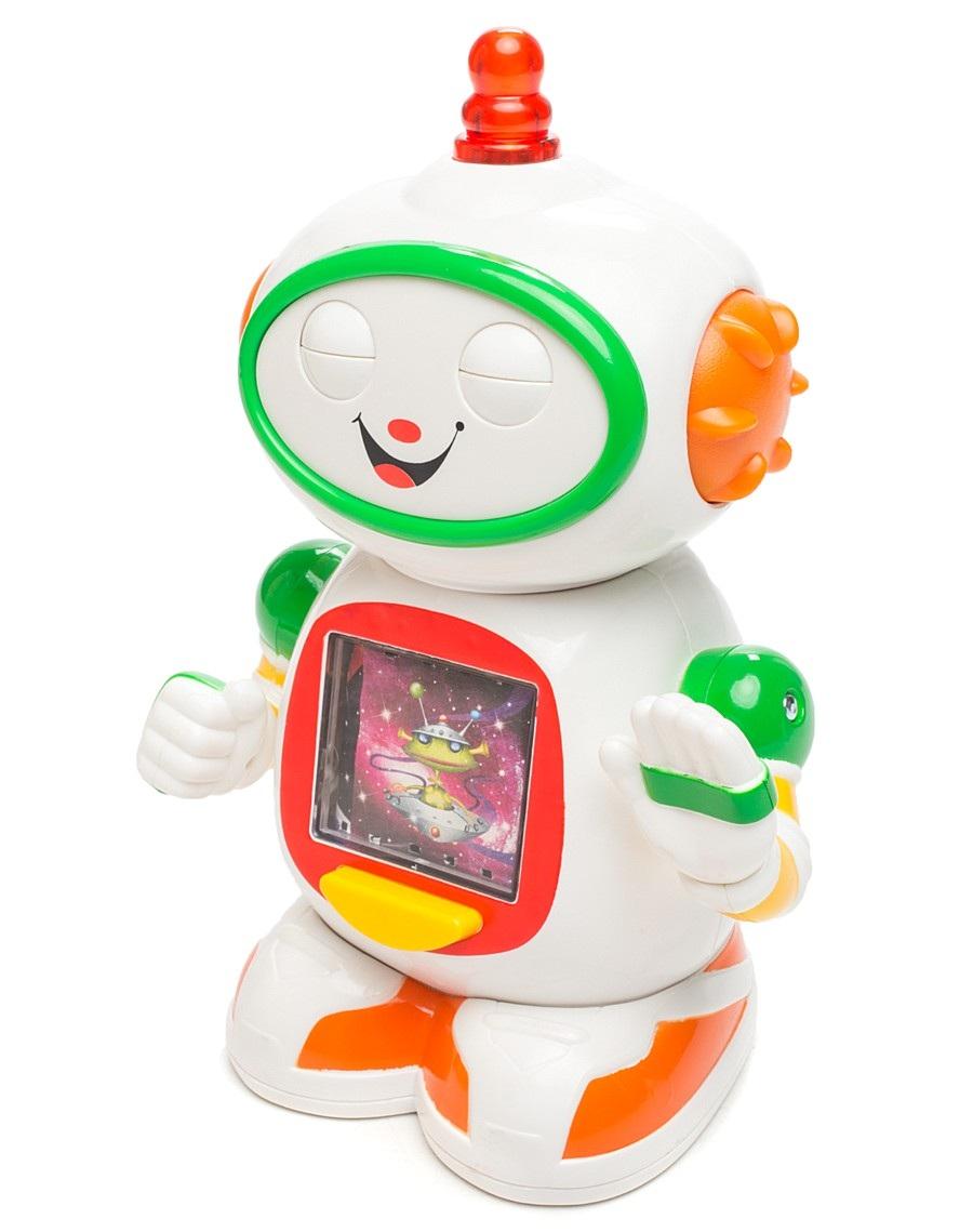 Развивающая игрушка «Приятель робот» Kiddieland, KID 051367