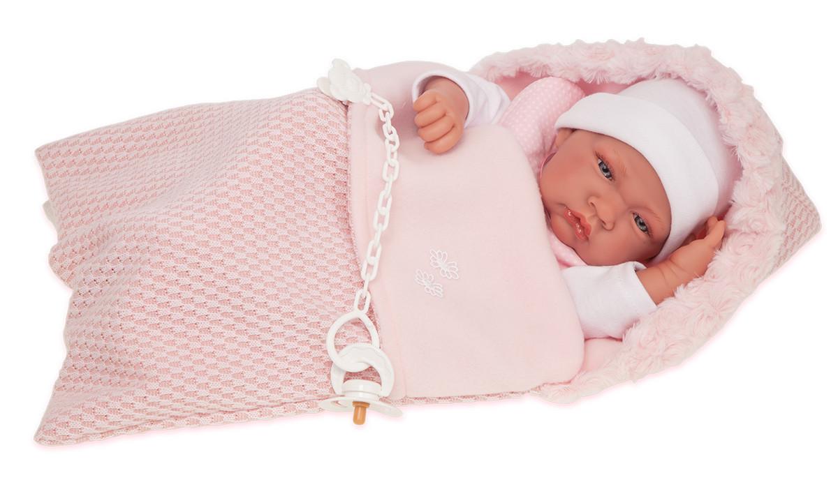 Купить Кукла-младенец – Вероника, 42 см, Antonio Juan Munecas