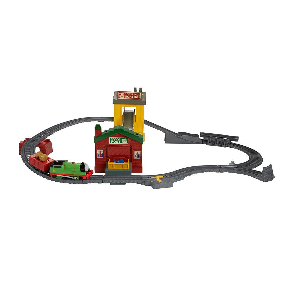 Игровой набор - Сортировка и доставка грузов ПерсиДетская железная дорога<br>Игровой набор - Сортировка и доставка грузов Перси<br>