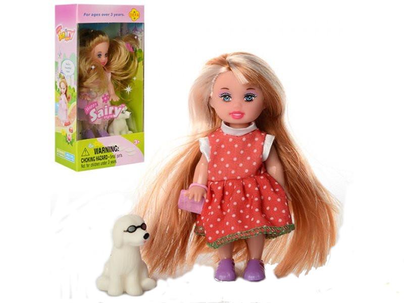 Кукла Defa с собачкой и аксессуарами, 10 смКуклы Defa Lucy<br>Кукла Defa с собачкой и аксессуарами, 10 см<br>