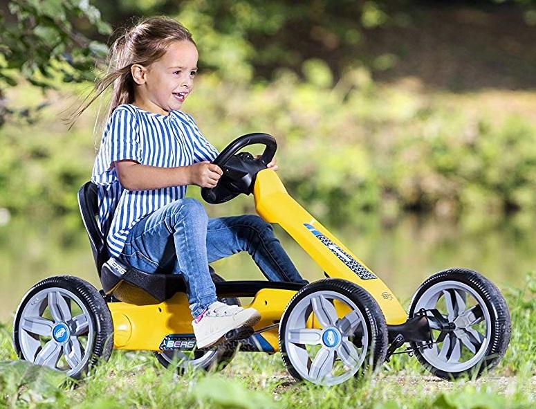 Веломобиль BERG Reppy Rider Go Kart