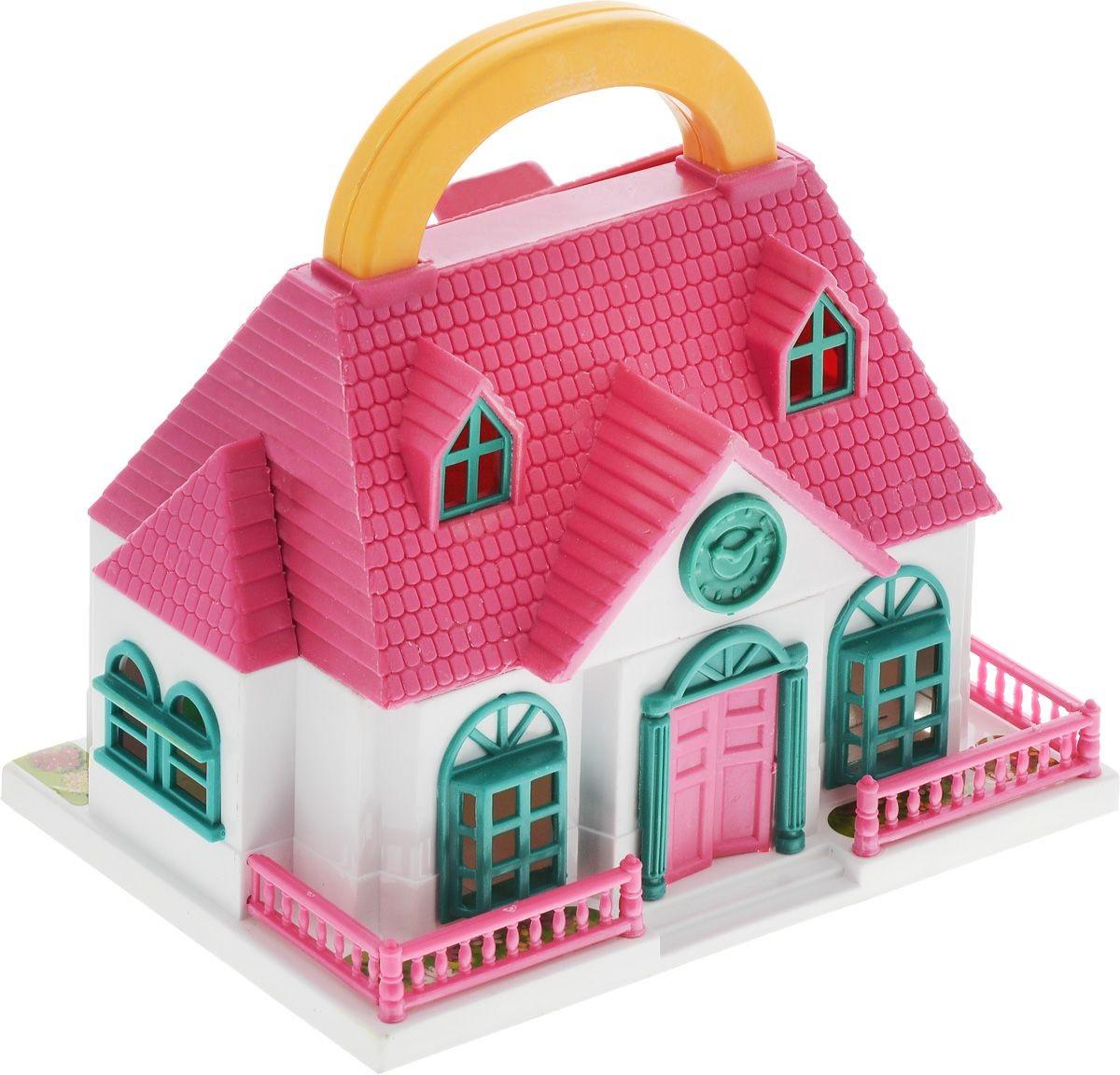 Игровой домик серии В гостях у куклыКукольные домики<br>Игровой домик серии В гостях у куклы<br>