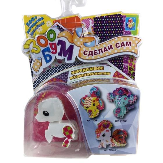 Купить Набор для детского творчества из серии ЗооБум - Лошадка, 1TOY