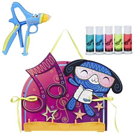 Набор для творчества Dohvinci – Украшение для стеныПластилин Doh-Vinci от Play-Doh<br>Набор для творчества Dohvinci – Украшение для стены<br>