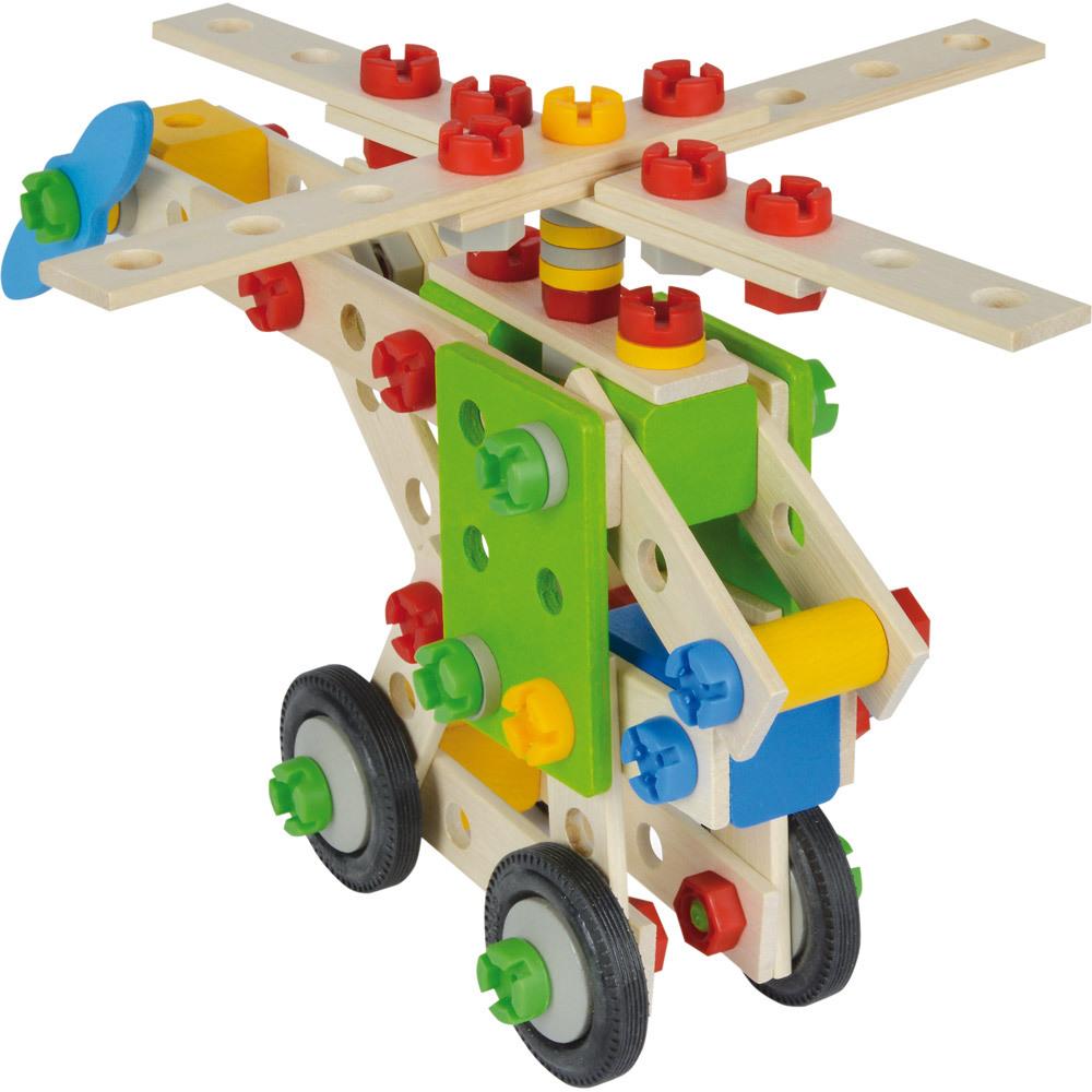 Конструктор - Вертолет, 5 вариантов сборкиКонструкторы других производителей<br>Конструктор - Вертолет, 5 вариантов сборки<br>