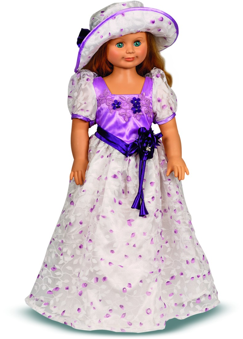 Кукла «Милана 6» со звуковым устройством, 70 см.Русские куклы фабрики Весна<br>Кукла «Милана 6» со звуковым устройством, 70 см.<br>