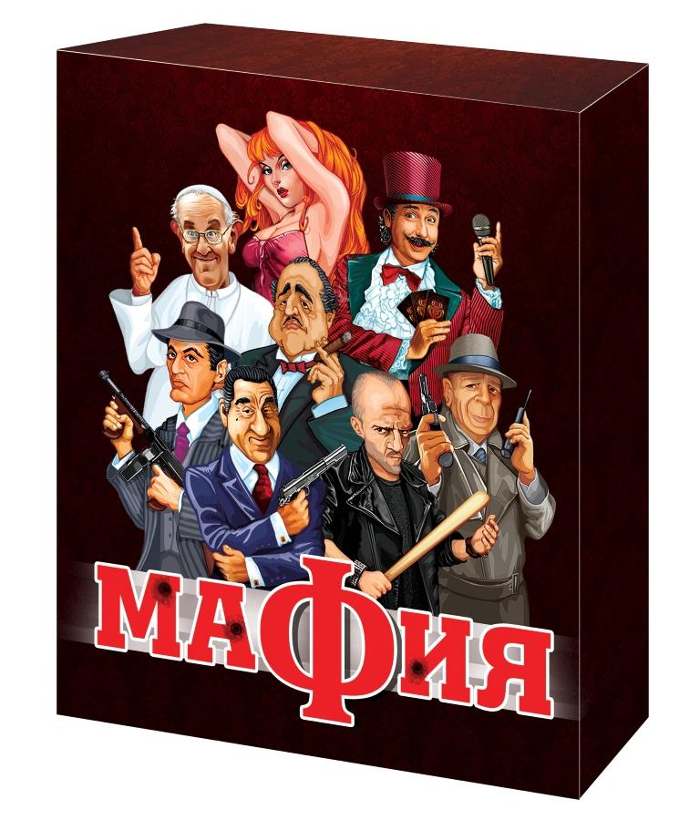 Игра настольная - МафияМафия<br>Игра настольная - Мафия<br>
