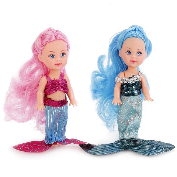 Купить со скидкой Кукла – Машенька-русалочка, 12 см