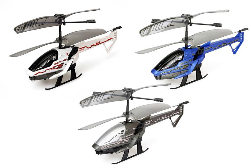 Вертолет 3-х канальный Spy Cam 3 с камерой и системой Простое управлениеРадиоуправлемые вертолеты<br>Вертолет 3-х канальный Spy Cam 3 с камерой и системой Простое управление<br>