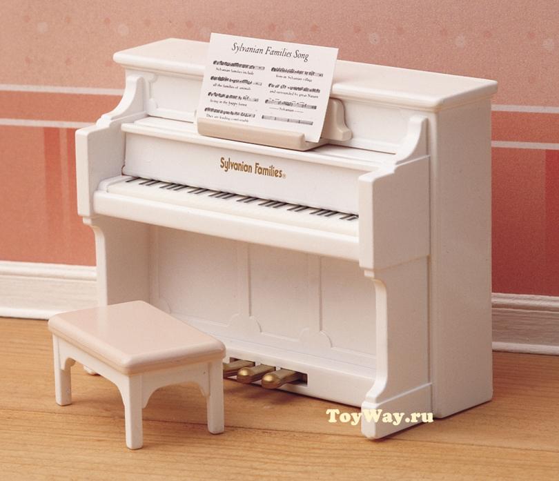 Набор ФортепианоМебель<br>Набор Фортепиано<br>