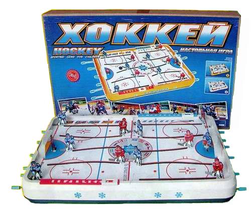 Хоккей настольный - Настольный хоккей, артикул: 11422