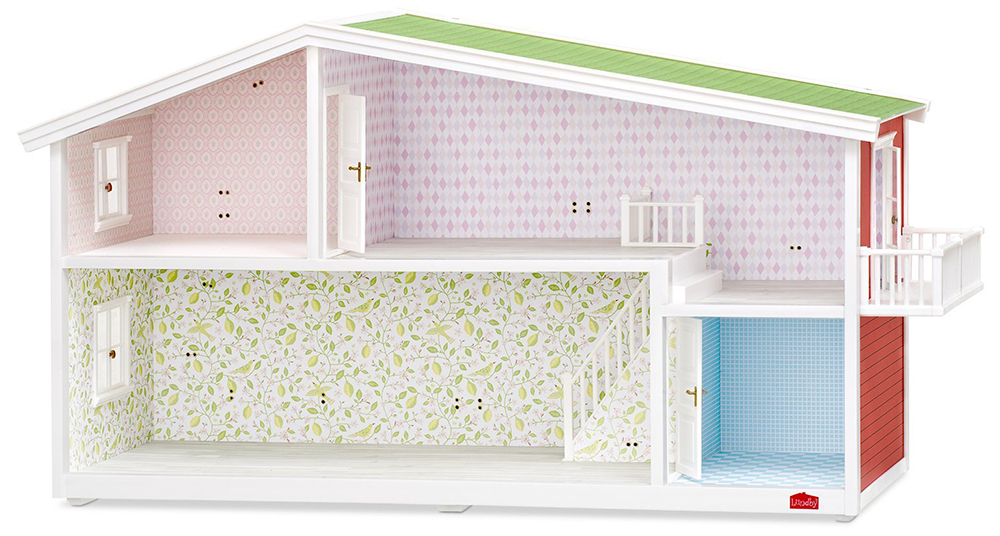 Кукольный домик - Премиум
