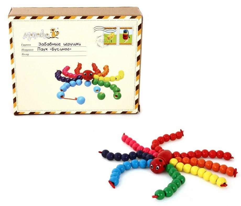 Забавные игрушки - Паук Бусиног, 42 см
