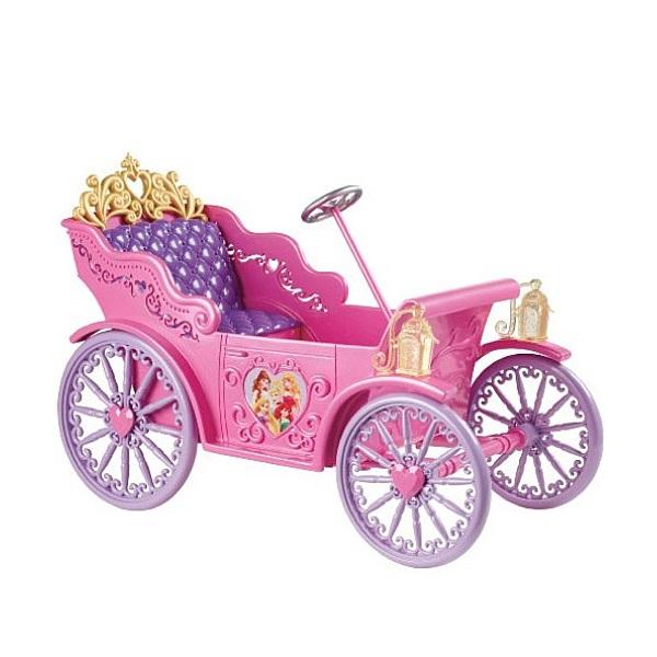 Карета принцессыКуклы Disney: Ариэль, Золушка, Белоснежка, Рапунцель<br>Карета принцессы<br>