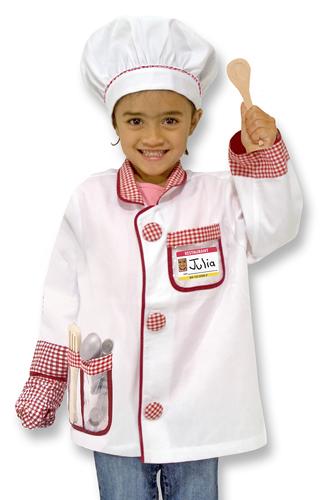 Костюм Шеф-повар с аксессуарамиАксессуары и техника для детской кухни<br>Костюм Шеф-повар с аксессуарами<br>