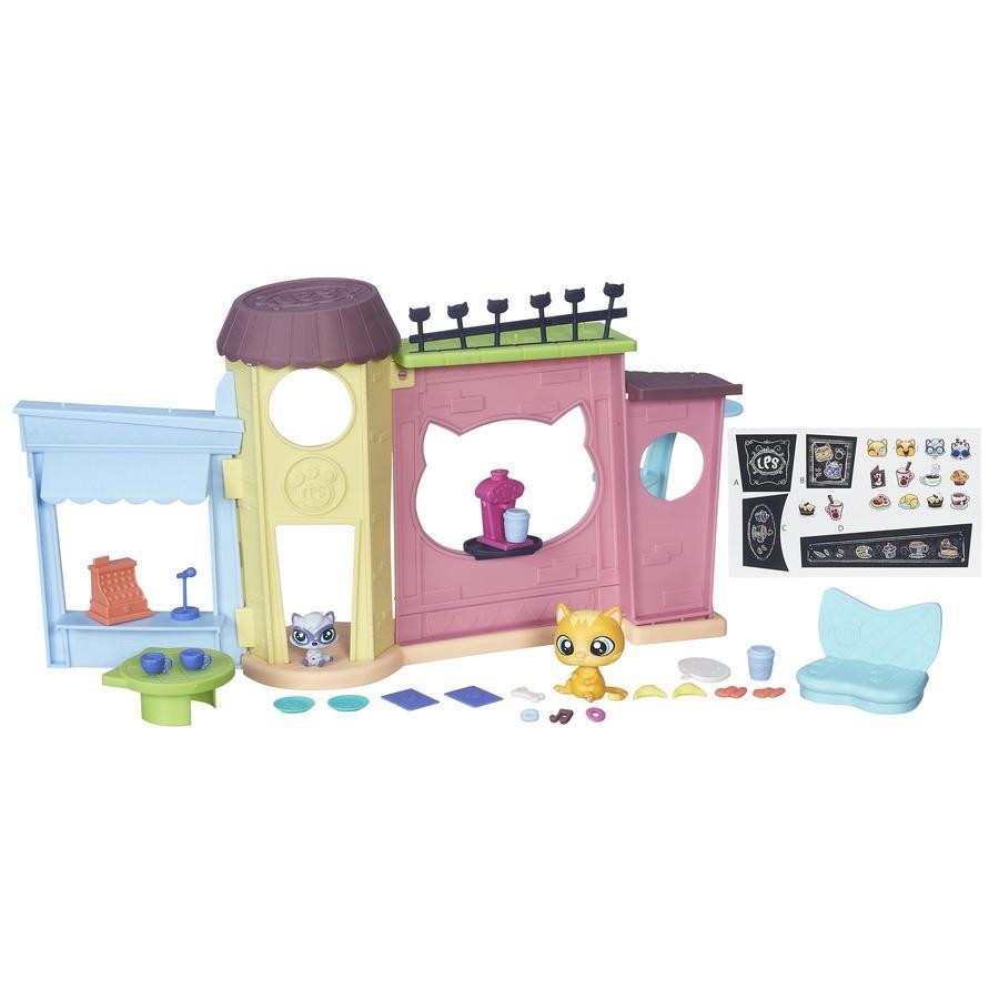 Игровой набор Pet Shop - КафеLittlest Pet Shop – Маленький зоомагазин<br>Игровой набор Pet Shop - Кафе<br>