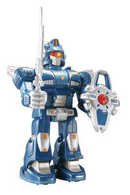 Робот-воин со светом и звуком, 26 см.Роботы, Воины<br>Подвижный Робот-воин, высотой 26 см от компании Hap-P-Kid предназначен для детей от 3-х лет...<br>