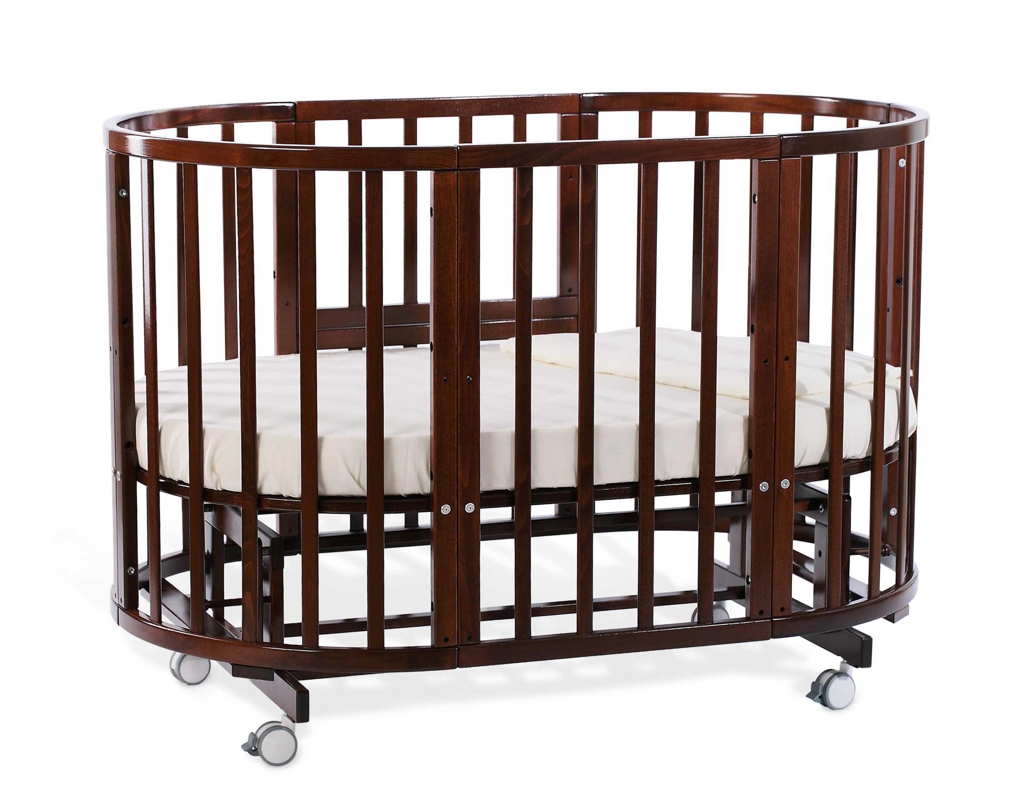 Кровать-трансформер Nido Magia, муссонДетские кровати и мягкая мебель<br>Кровать-трансформер Nido Magia, муссон<br>