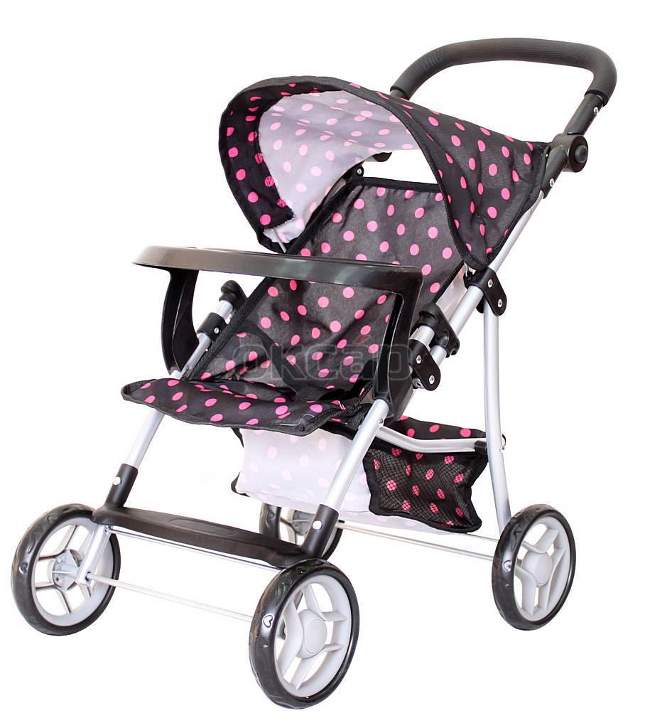 Кукольная коляска - Коляски для кукол, артикул: 156642